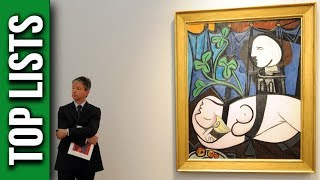 10 Most Expensive Paintings Ever Sold At Auction For Ridiculous Prices