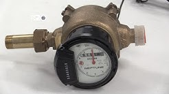 How City Water Meters Calculate Your Usage