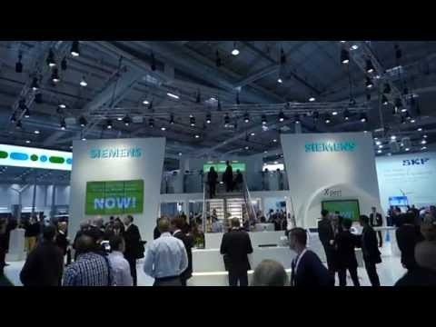 Siemens Wind at WindEnergy Hamburg 2014