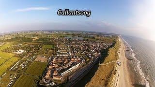 Groote Keeten - Callantsoog vanuit de lucht