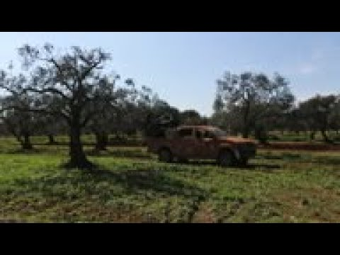 Turkish-backed Rebels Clash With Syrian Forces