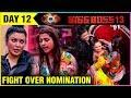 Koena MItra & Daljiet Kaur FIGHT Over Nominations   Bigg Boss 13 Episode Update