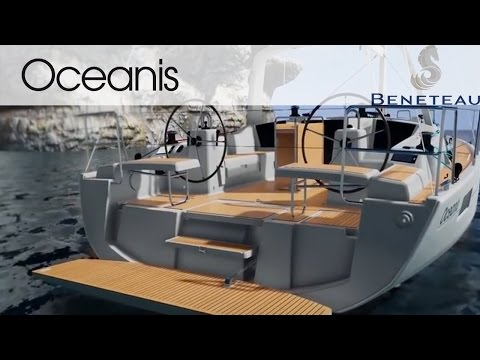 New Oceanis 41.1 Sailboat by Beneteau