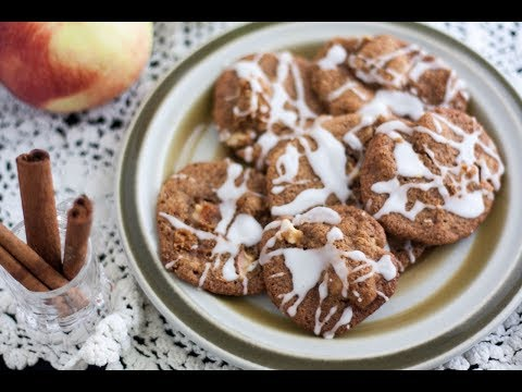 Apple Cookies - Easy Drop Cookie