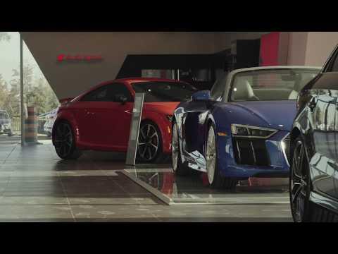 Audi Brampton After