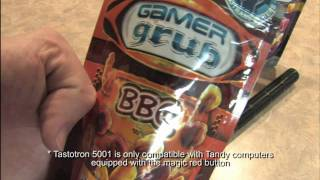 Classic Game Room - BBQ GAMER GRUB review