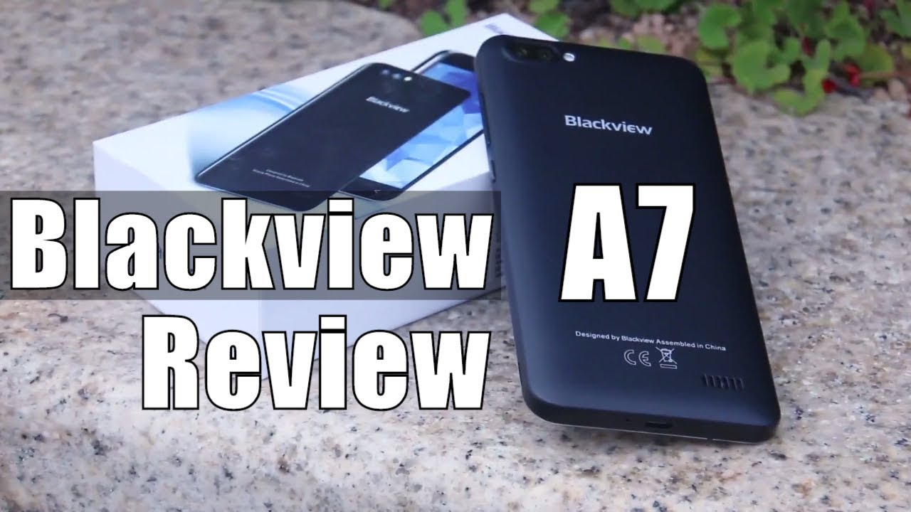 Blackview A7 Review & Unboxing: Dual Camera Phone for $39 99