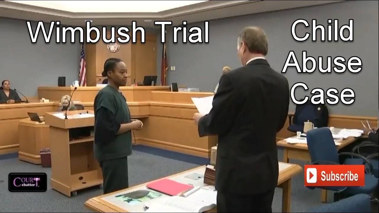 Wimbush Trial Day 1 Part 4 01/24/17
