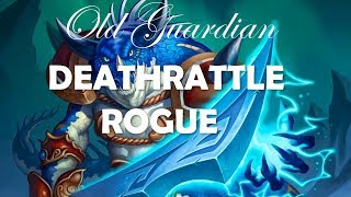 Deathrattle Rogue, part 2 (Hearthstone Boomsday deck)