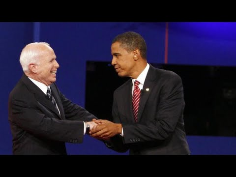 Remembering John McCain's defense of Barack Obama during 2008 campaign