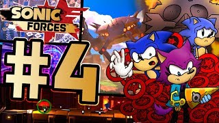 SONIC FORCES — #4