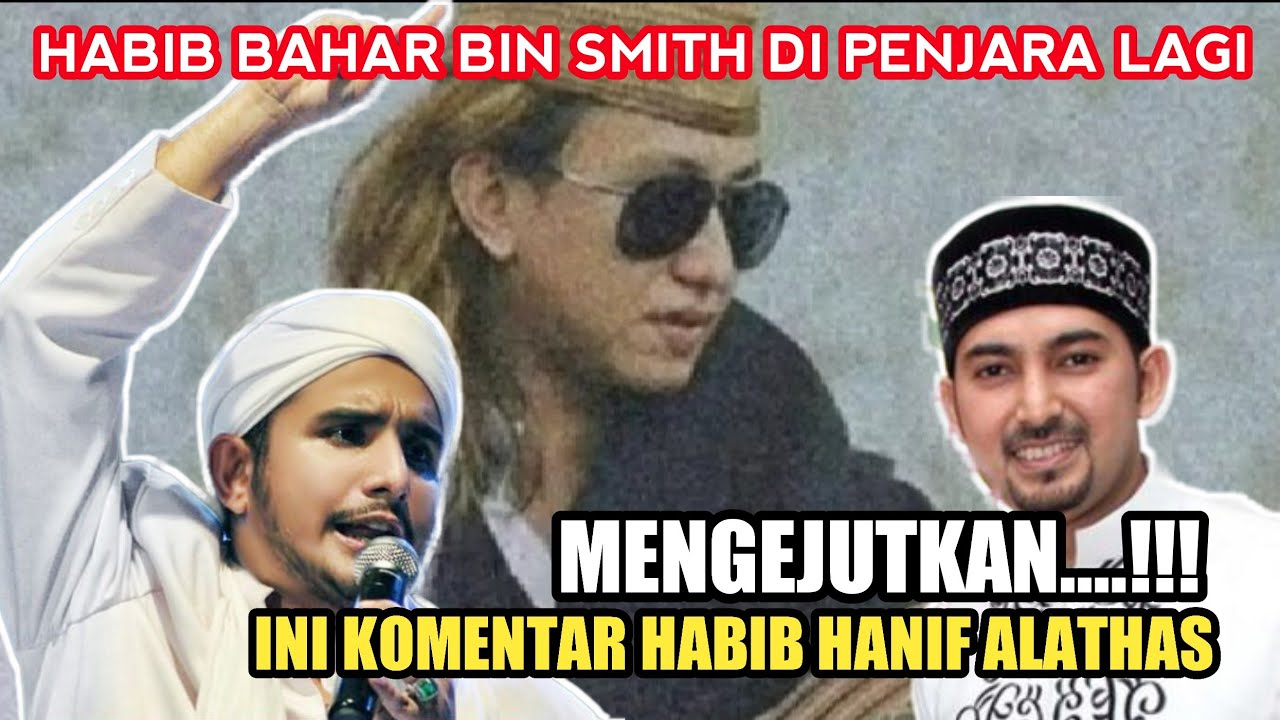 Mengejutkan...!!! Begini Komentar Habib Hanif Alathas ...