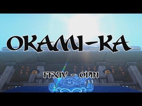 Okami-Ka a FFXIV Free Company on Odin