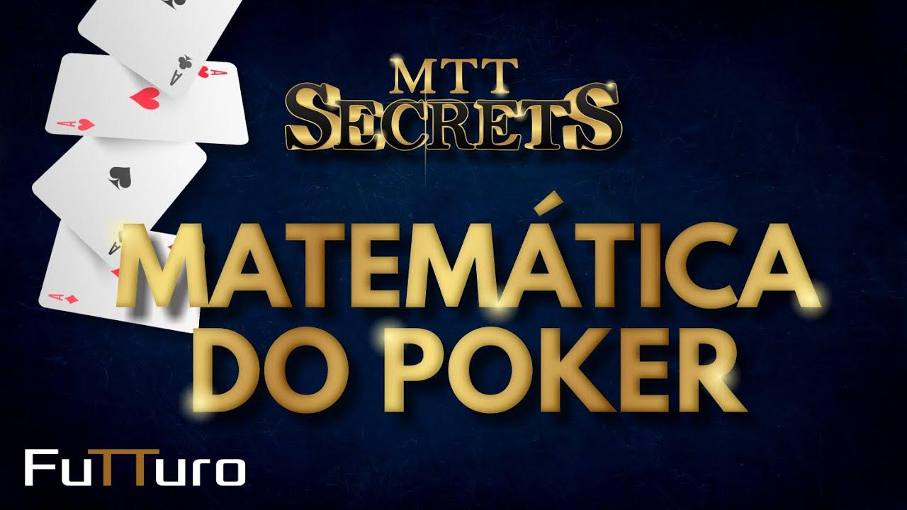 Curso De Poker Mtt Secrets 1 Matematica Do Poker Youtube