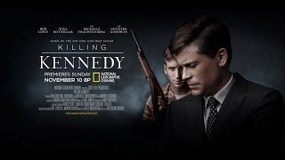 rob lowe premieres killing kennedy in dc