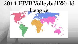 2014 FIVB Volleyball World League