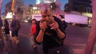 Las Vegas'tan Los Angeles'a   Hollywood - Amerika Vlog #26