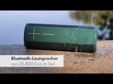 Die besten Bluetooth-Lautsprecher | Test und Vergleich 2018
