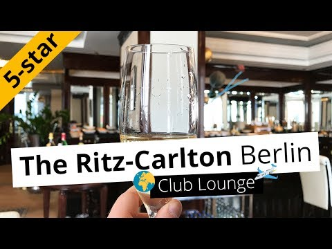 REVIEW: Club Lounge at The Ritz-Carlton Berlin