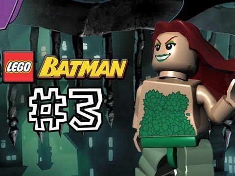 LEGO Batman - Villains - Episode 3 - Green Fingers (HD Gameplay Walkthrough)