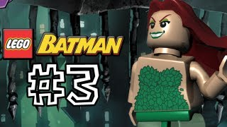 LEGO Batman - Villains - Episode 3 - Green Fingers (HD Gameplay Walkthrough)