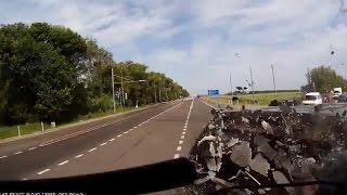 Подборка аварий и ДТП за ИЮНЬ 2015 #1 - Car Crash Compilation JUNE 2015