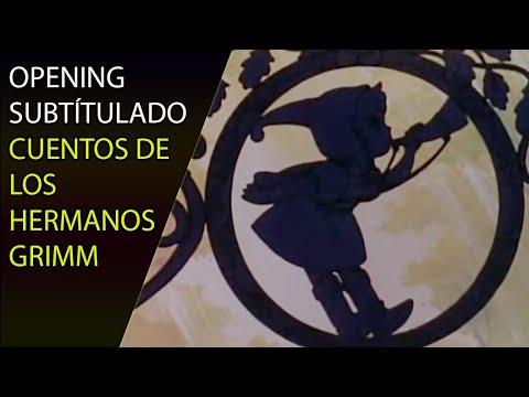 Cuentos de los hermanos Grimm - Opening sub Español/Rōmaji