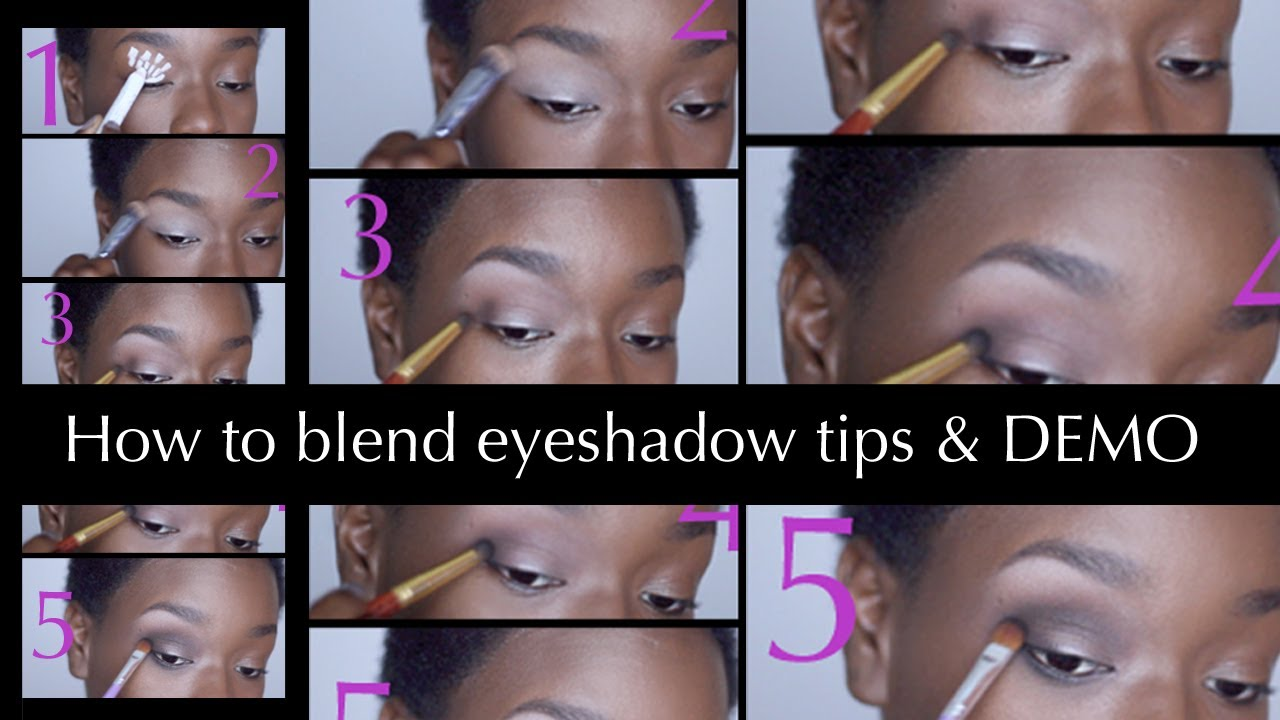 How To Blend Eyeshadow Best Tips Ever!