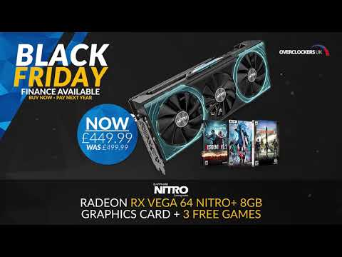 Early Black Friday Sale at Overclockers UK! *NOW ENDED*