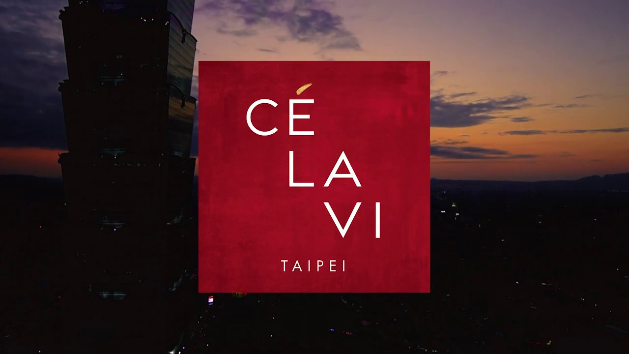 Ce La Vi Taipei Autumn/Winter Menu 2019