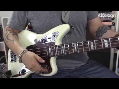 Fender American Standard Jaguar Bass OWT