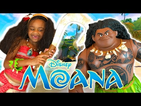 Disney Princess In Real Life Moana