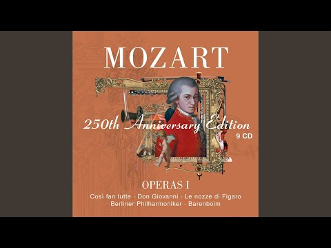 Mozart : Le nozze di Figaro : Act 1