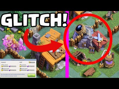 Thumbnail: WARNING- DON'T Stop at Loot Cap + Clash of Clans Builder Hall 3 GLITCH!