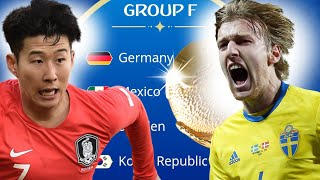 Sweden vs South Korea Prediction | 2018 FIFA World Cup Match Previews