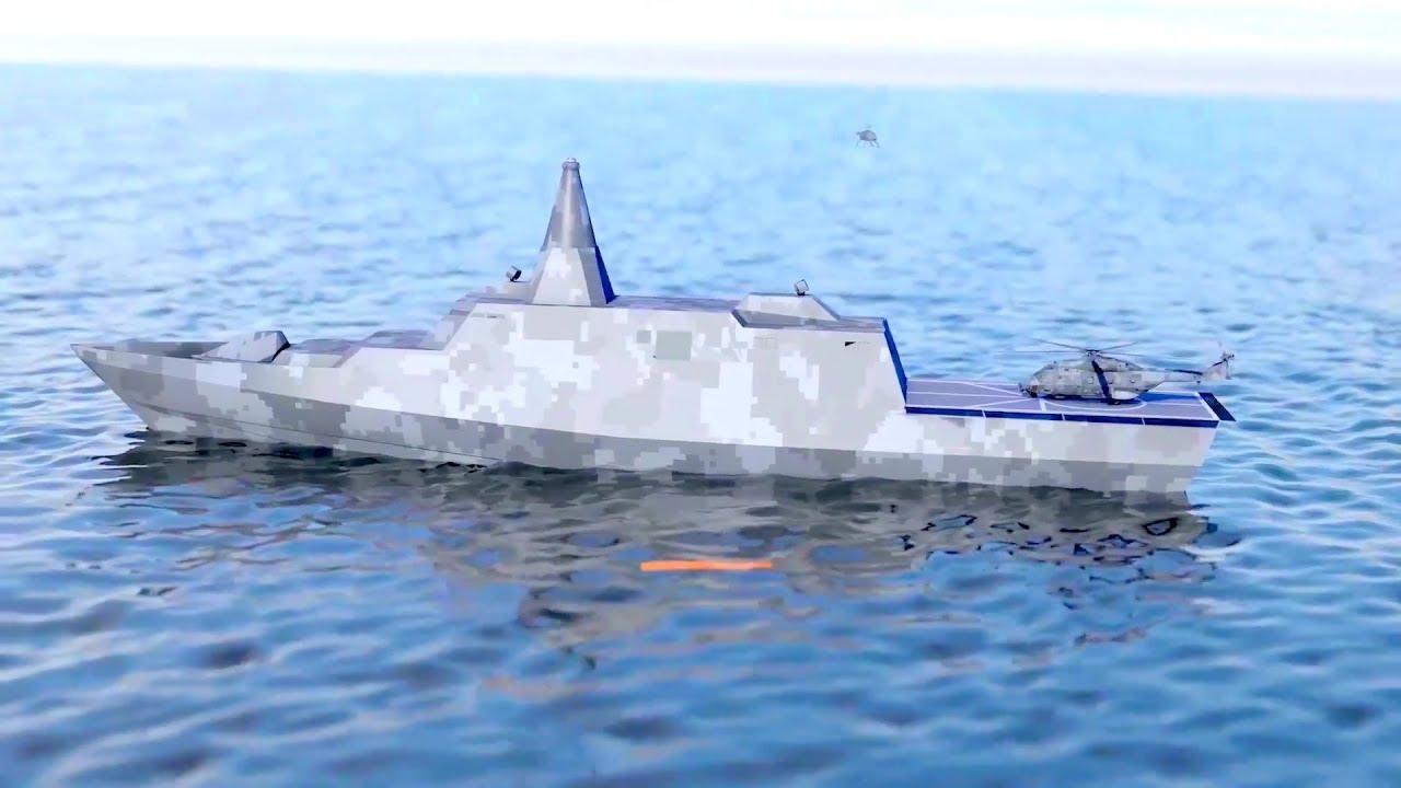 Saab - Flexpatrol 98 Stealth Next Generation Multi-Mission ...