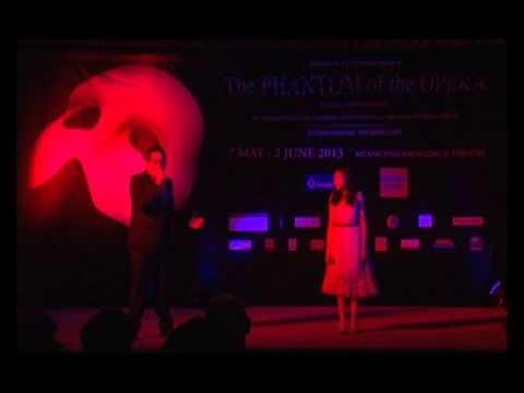 Phantom Of The Opera Press con Part1