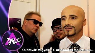 Magyarul beszél a román énekes (Eurovízió a színfalak mögött)