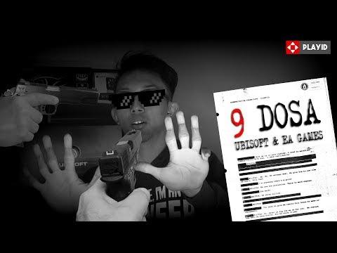 9 DOSA UBISOFT & EA GAMES (VERSI JONOVUS)