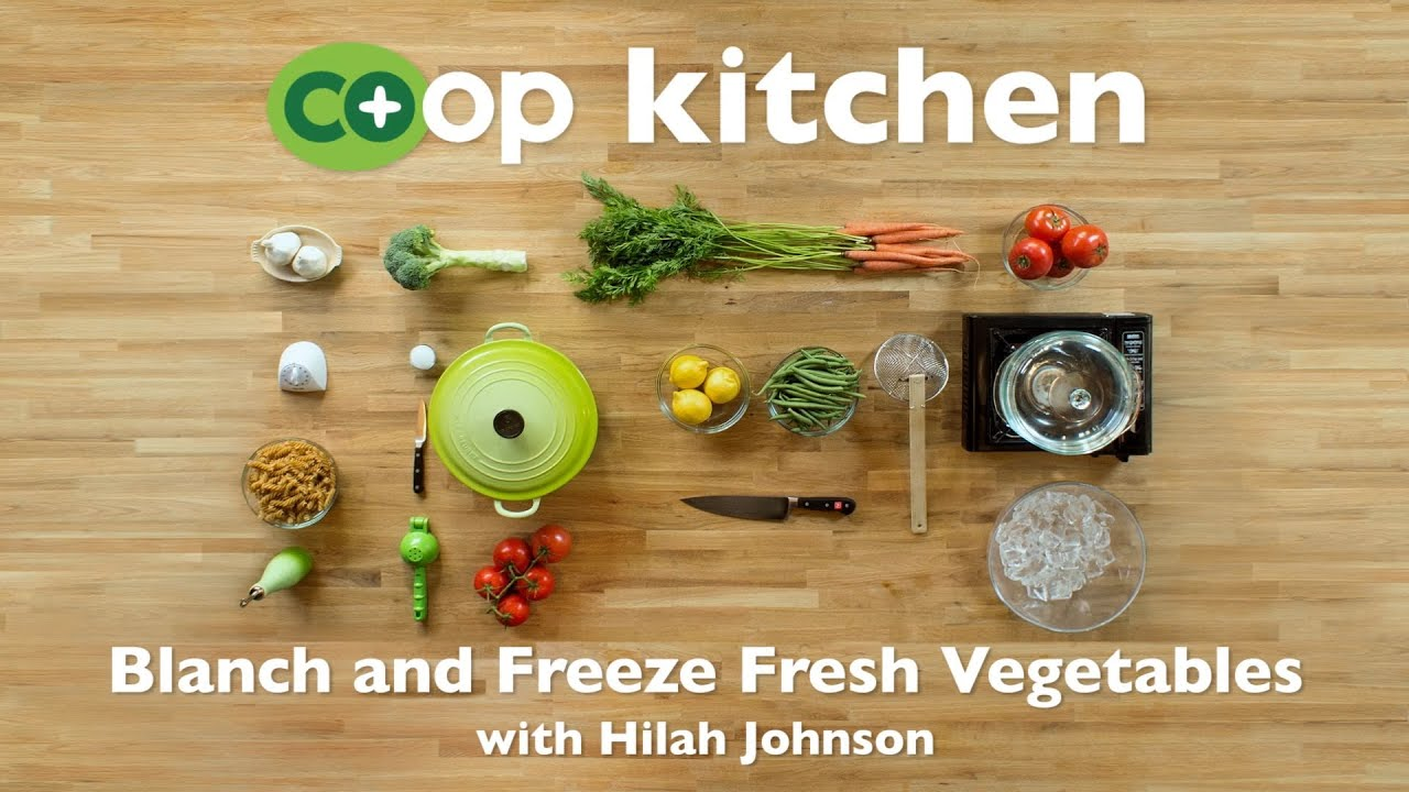 how to keep vegetables fresh youtube
