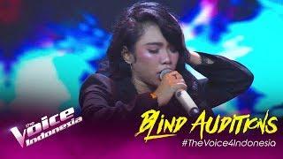 Aura - Sedang Ingin Bercinta | Blind Auditions | The Voice Indonesia GTV 2019