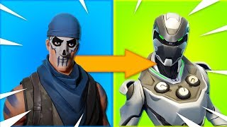 """RANKING ALL """"EXCLUSIVE"""" SKINS FROM WORST TO BEST!  (most expensive skins!)"""