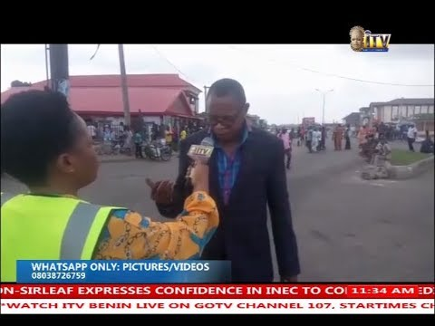 NIGERIA DECIDES 2019 pt 7: Nigerians casts their votes in the 2019 elections