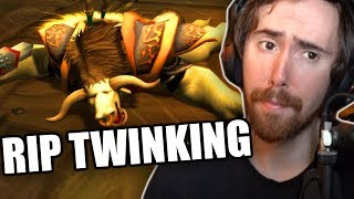 "Asmongold Reactions ""Oh Blizzard, Here We Go Again... The Fun Police Claim Another Part Of WoW"""