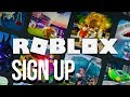 How to Sign Up for ROBLOX