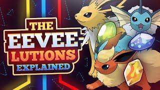 The Eeveelutions EXPLAINED!