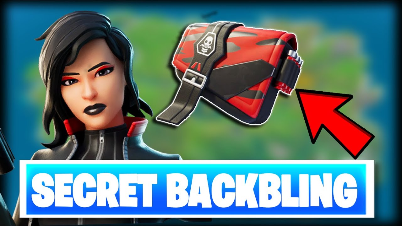 How to get the SECRET SORANA BACKBLING Location Guide ...