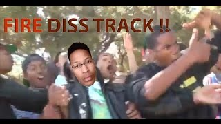 BERLEEZY GOT ROASTED!! (+DISS TRACK)
