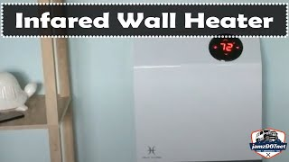 Heat Storm HS-1000-WX Deluxe Indoor Infrared Wall Heater - After a few weeks use