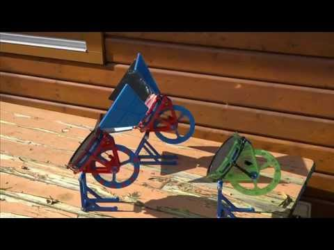 Worlds first 3d printed solar stirling engine